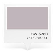 SW 6268 - Veiled Violet