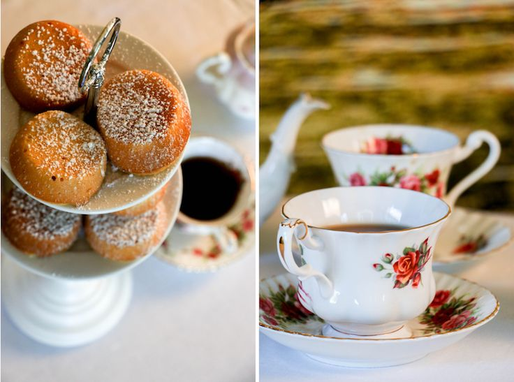 Mary Poppins; Lemon Cakes - Food in Literature