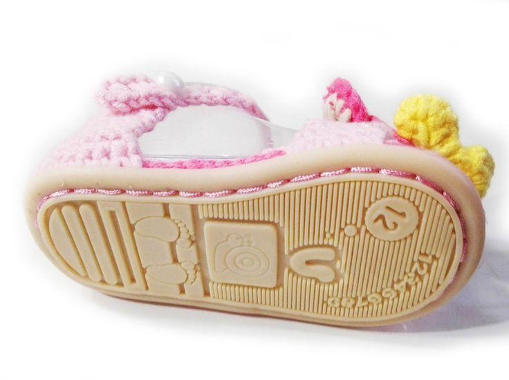 """Подошва для детской обуви, не скользящая - Ручное вязание - Интернет-магазин пряжи и товаров для рукоделия """"Best for Me"""""""