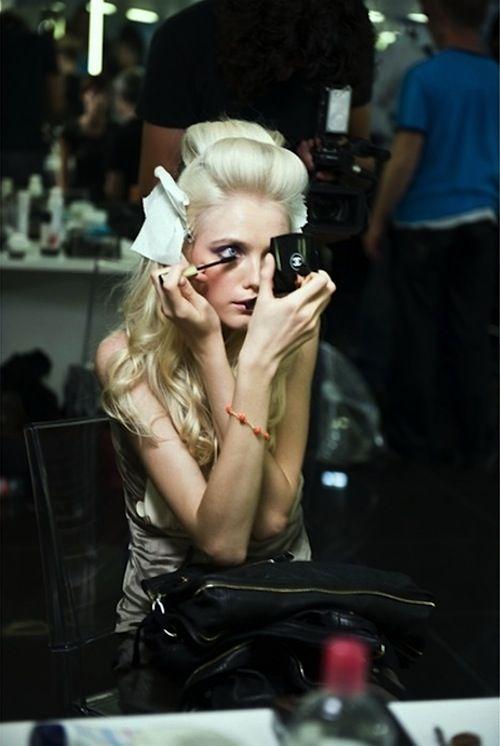 Vlada Roslyakova   #vlada #roslyakova #hair #makeup