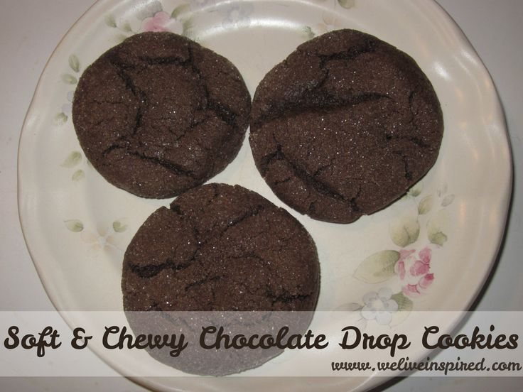 Looking for a quick/easy chocolate drop cookies recipe?Get your chocolate fix by making these oh so good cookies. If you love brownies you will love these!