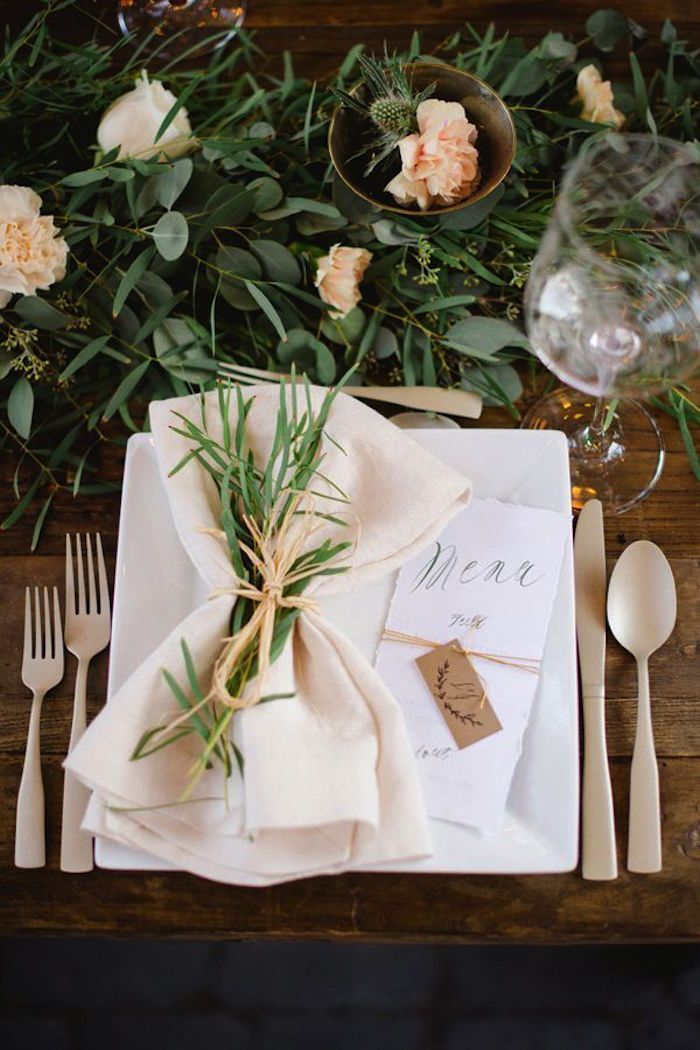 Best 25 Rustic Table Settings Ideas On Pinterest