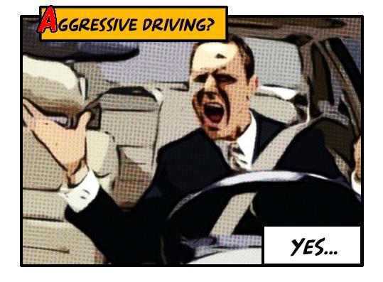 Aggressive driving essay