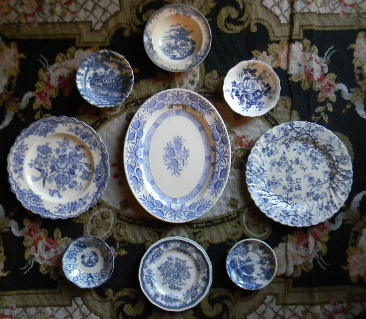 Blue And White Plates 128 best blue and white plate decor images on pinterest | blue and