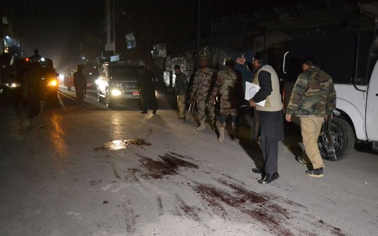 Four dead in militant attack in southwest Pakistan: officials