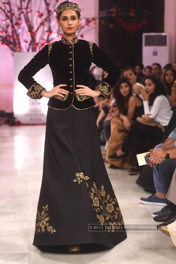 ICW 2016: Rohit Bal Photogallery - Times of India