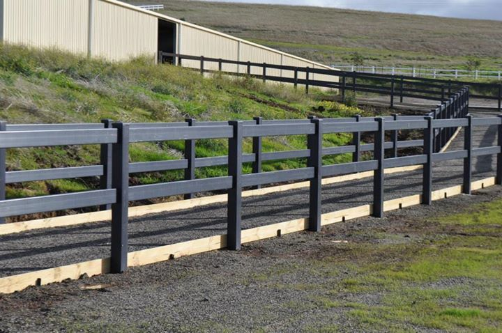 Think Fencing create the world`s most excellent Rural fencing system. They utilize only state-of-the-art plastic processing technologies and materials. Every one of fence design is fully hardened and all part comes with top quality guarantee.