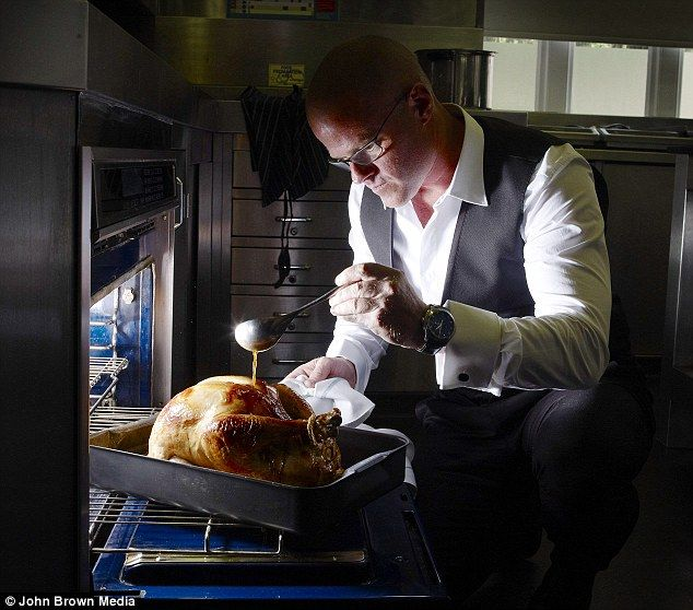 The perfect roast: Heston Blumenthal's Christmas dinner recipes