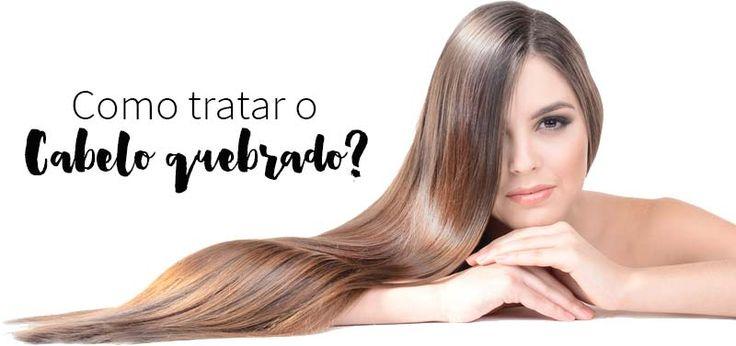 Como recuperar cabelo quebrado? Tudo depende da causa, mas apostar numa rotina…