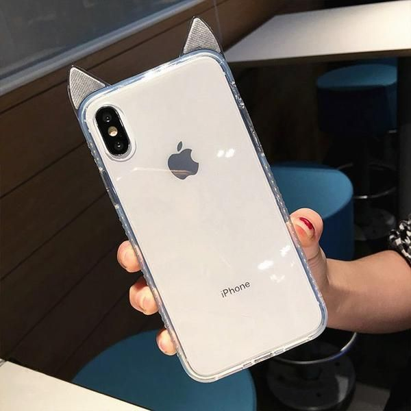 ear clear case iphone xs