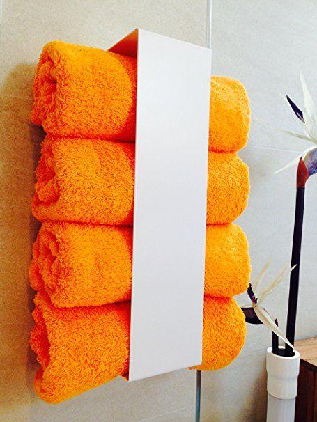 die besten 25+ handtuchhalter ohne bohren ideen auf pinterest ... - Badezimmerzubehör Ohne Bohren