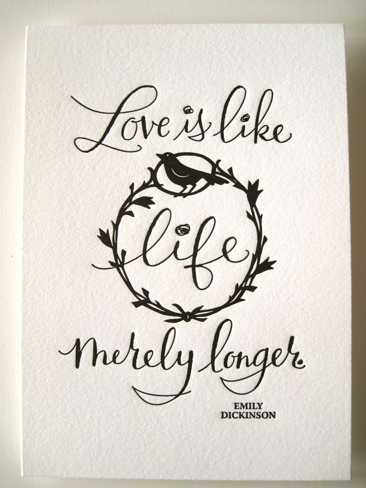 The views of emily dickinson on the concept of love