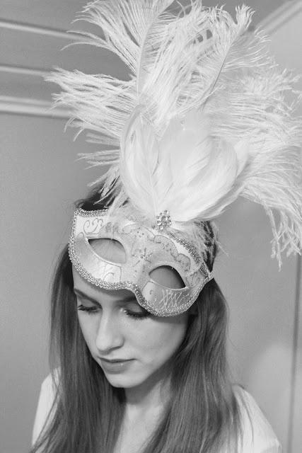 Life is a masquerade.