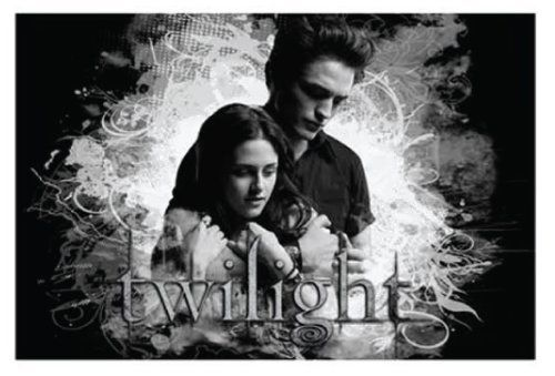 Twilight Pillowcase Edward & Bella Black and White by NECA. $25.99. One pillowcase featuring Edward and Bella in an embrace. Black and white design. 180 thread count.