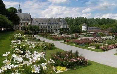 Les Jardins de Valloires - Abbaye de Valloires - visité juin 2014