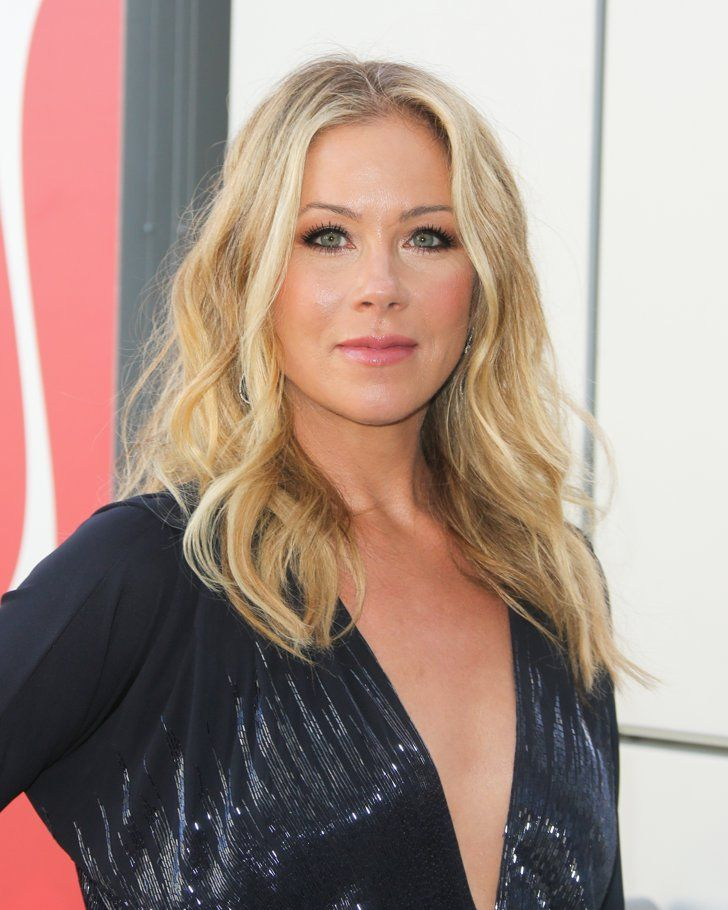 Pin for Later: 22 Celebrities You Didn't Know Were Only Children Christina Applegate