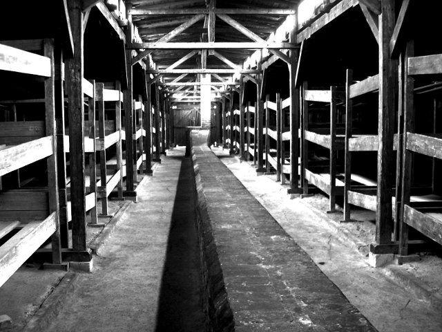 Really desperately want to go see Auschwitz-Birkenau.