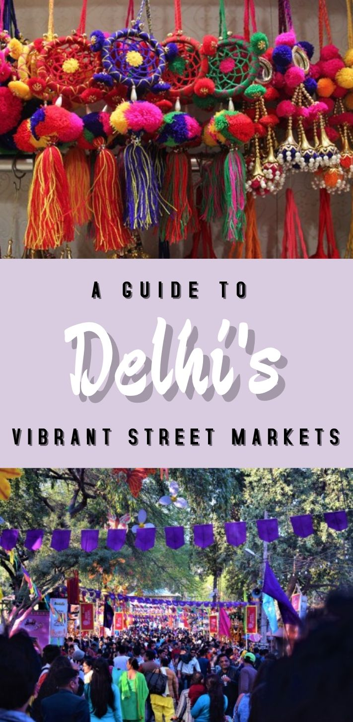 'Delhi'- the word often brings to mind the image of a vibrant, buzzing city; a cornucopia of culture and experience. Perhaps one more thing that Delhi is remembered by is its bustling shopping streets serving to every fancy of its frenzied shoppers. If you are lusting over a pair of rainbow-coloured jutti, or a pair of peacock jhumkis, or just want a wardrobe makeover, look no further than these shopping havens in the city.Check out the listof Delhi's street markets and go shopping without…