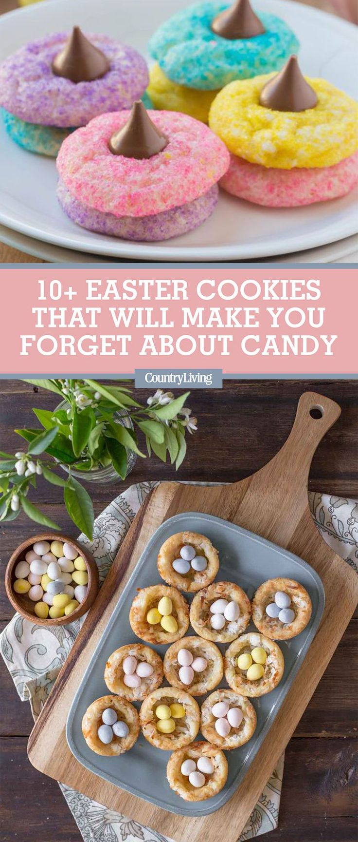 10 Easy Easter Cookie Recipes - Easter Cookie Decorating Ideas