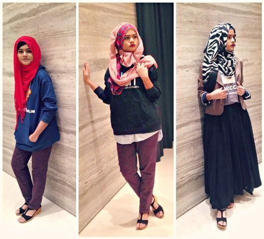 Ini Dia Tips Padu Padan Warna Hijab dan Pakaian yang Bikin Penampilan Elegan