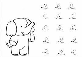 Image result for moldes de letra cursiva para niños