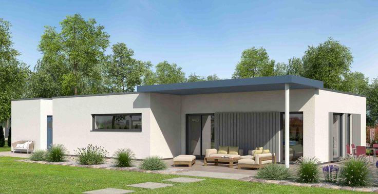 11 besten bungalows bilder auf pinterest bungalows kern haus und haus bungalow. Black Bedroom Furniture Sets. Home Design Ideas