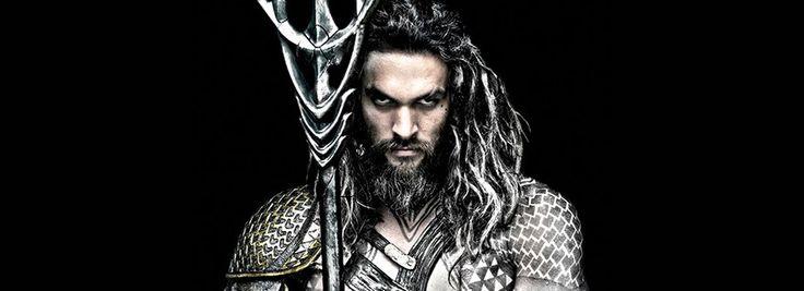 Aquaman: Jason Momoa parla dell'essere il primo attore per il supereroe