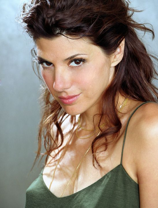 Marisa Tomei - I admire her spunk, her ability to take on a spunky role and make it something special, and her beauty!