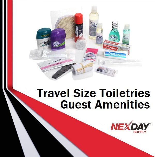 NexDay Supply offers a wide selection of Hotel Supplies, Guest