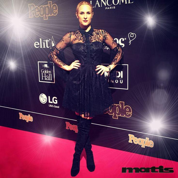 Το φόρεμα της Έλενας Ασημακοπούλου που όλες αγαπήσαμε είναι τώρα διαθέσιμο προς αγορά online αλλά και στα καταστήματά μας!