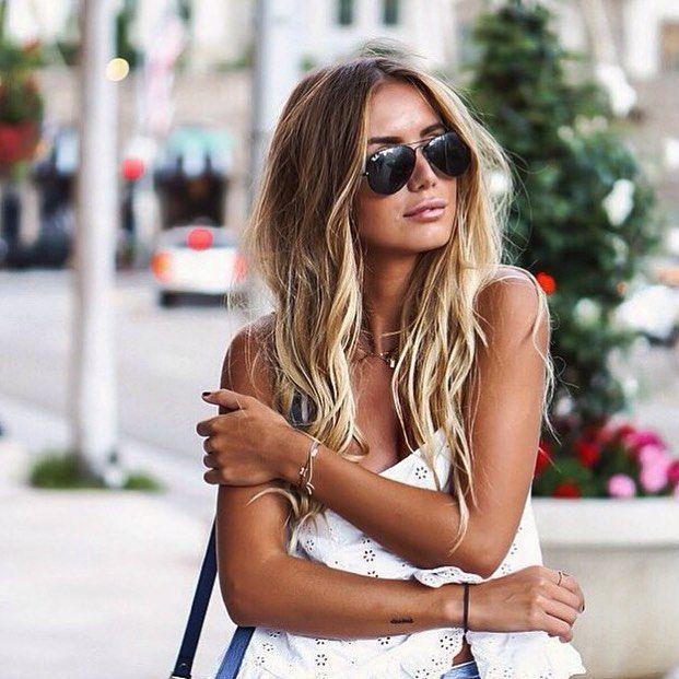 @tatjanamariposa  #womancrush #blogger #hairinspo