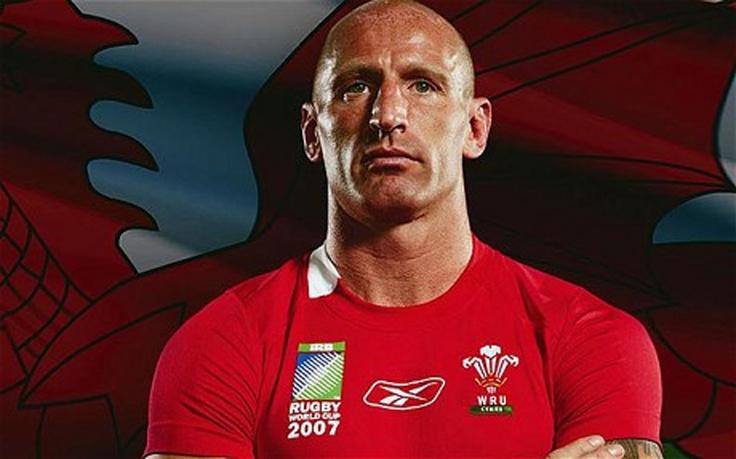 Wales - Gareth Thomas