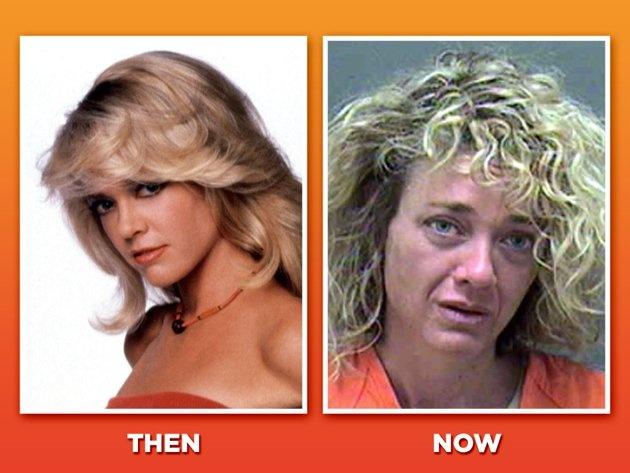 Laurie Forman (aka Lisa Robin Kelly) what happened?! poor girl..