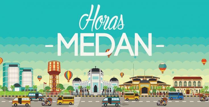 Horas Medan | Kreavi.com