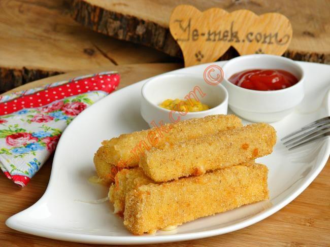 Kaşar Peynir Kroket Resimli Tarifi - Yemek Tarifleri