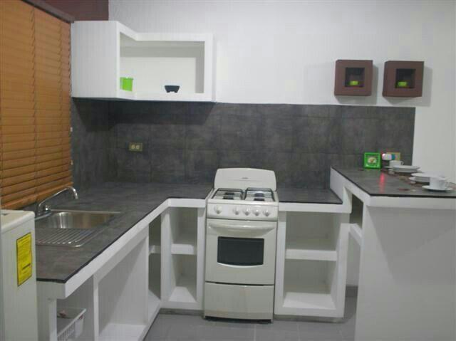 Pin De Marcela Nimatuj En Casas Cocinas De Casa Remodelacion De