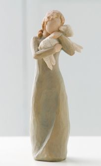 Willow Tree® Peace on Earth from the AngelSuperStore.com