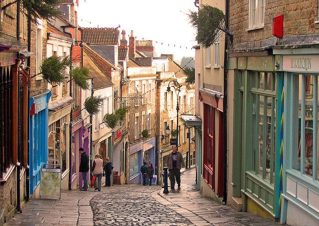 "villesdeurope: "" Frome, England """