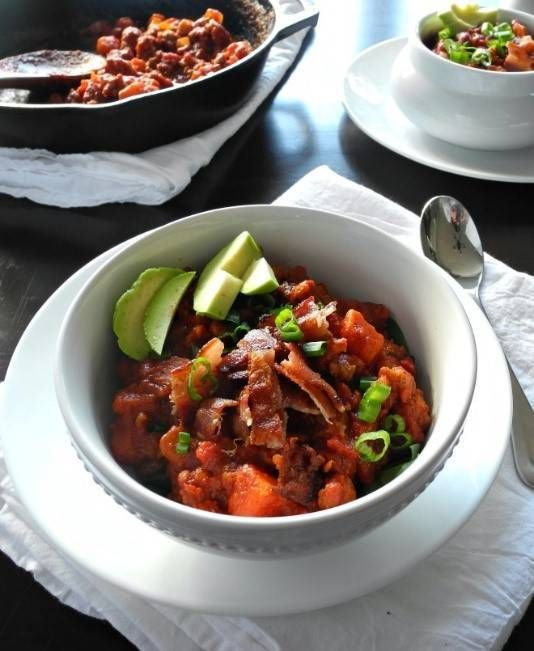 21 Perfect-for-Fall Chili Recipes That Are Anything But Basic              on domino.com