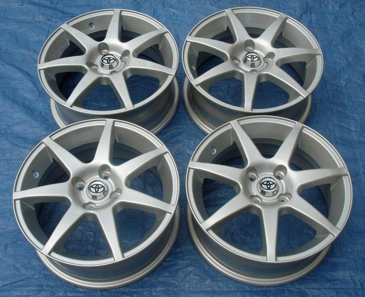 "Toyota Scion xB 15"" OEM alloy wheels (set of 4), For me."