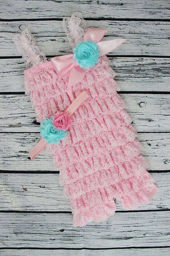 Cake Smash First Birthday Outfit For Girl Baby Toddler Pink