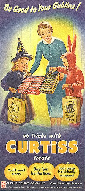 Curtiss Candy Company, 1950s