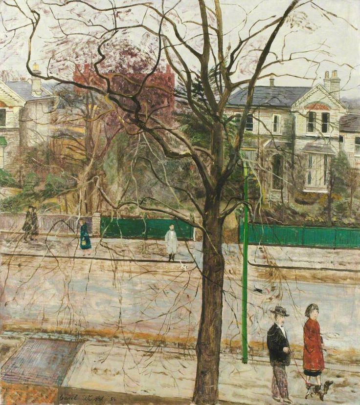 Life in Putney by Carel Weight
