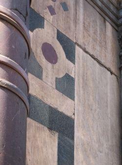Baptisterio de San Giovanni-Firenze Italy-WikiArquitectura 07.jpg