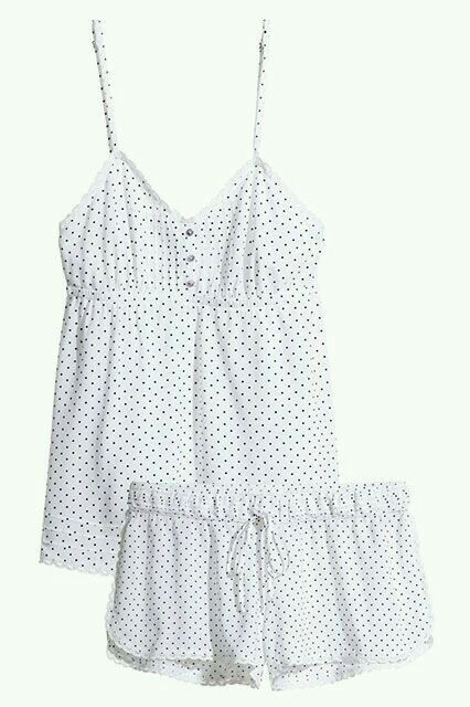 Polka Dot Sleepy pj set H&M $24.95