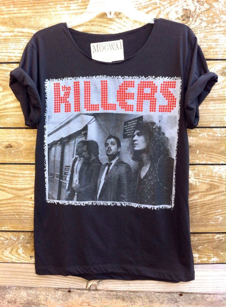 The Killers T-shirt M