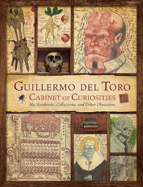 IdeaFixa » Guillermo del Toro, o ilustrador