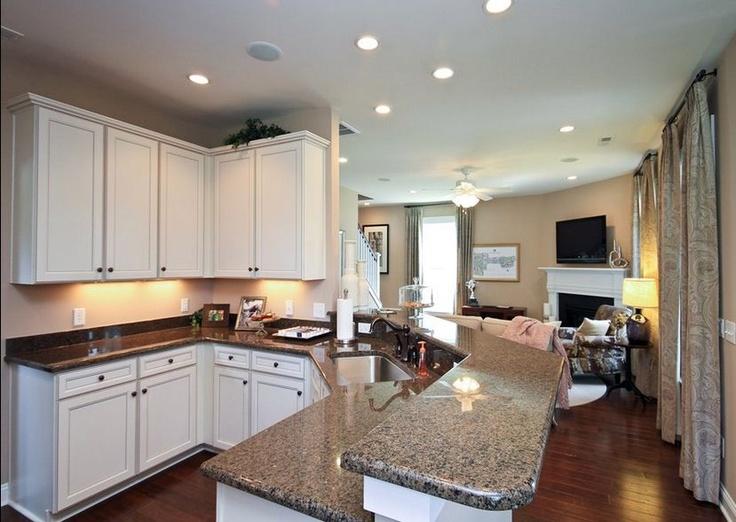 111 best kitchen designs images on pinterest kitchen for Dream kitchen ideas