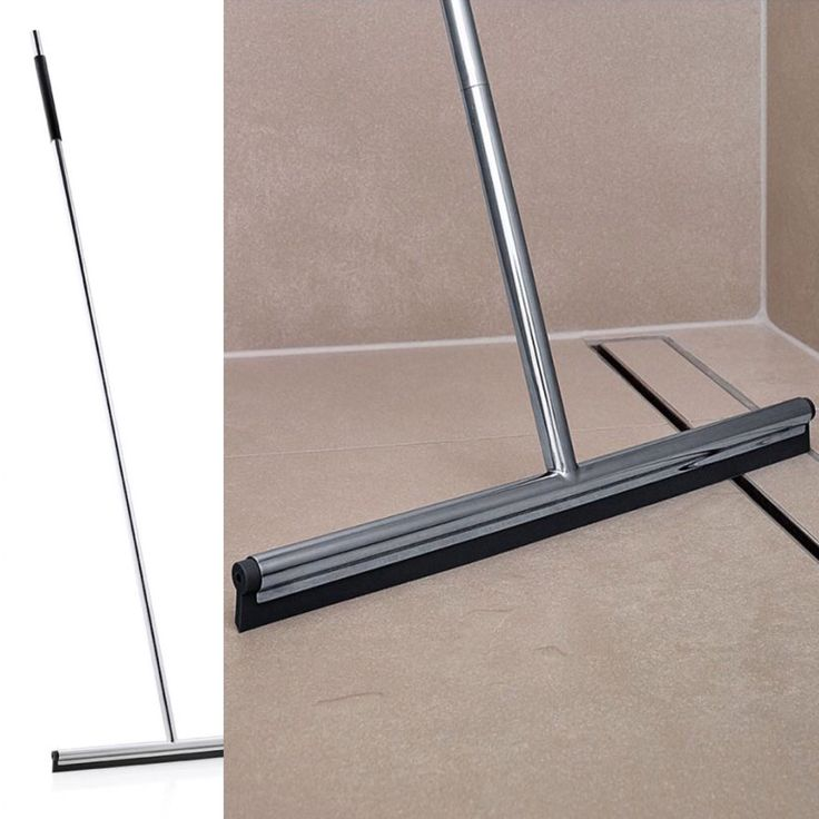 This Long Handled Squeegee From Blomus Is Great For Wet Rooms And Taller  Bathroom Tiles And