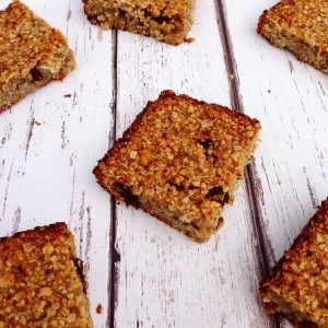 Simple and clean flapjack - Hedi Hearts Clean Eating Recipes